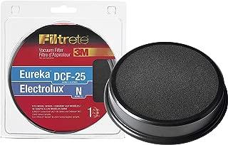 3M Filtrete Eureka/Electrolux DCF-25 / N Allergen Vacuum Filter, 1, Black