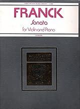 Franck Sonata for Violin and Piano (Carl Fischer Music Library - L766)
