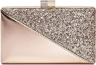 Sparkling Clutch Purse Elegant Glitter Evening Bags Bling Evening Handbag for Dance Wedding Party Prom Bride