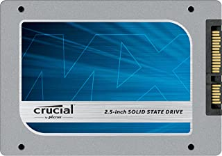 Crucial MX100, 128GB - Disco Duro sólido (128 GB, Serial ATA III, 550 MB/s, 6.35 cm (2.5
