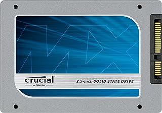 Crucial MX100, 128GB - Disco Duro sólido (128 GB, Serial ATA III, 550 MB/s, 6.35 cm (2.5