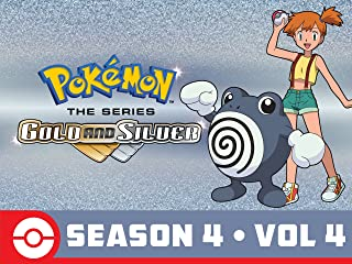Pokémon the Series: Gold and Silver