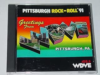 102.5 WDVE Pittsburgh Rock 'N Roll '91