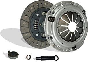 Clutch Kit Works With Honda Civic Si Acura Rsx Base Si Hatchback 3-Door Coupe 2-Door 2002-2006 2.0L l4 GAS DOHC Naturally Aspirated (K20; 5 speed)