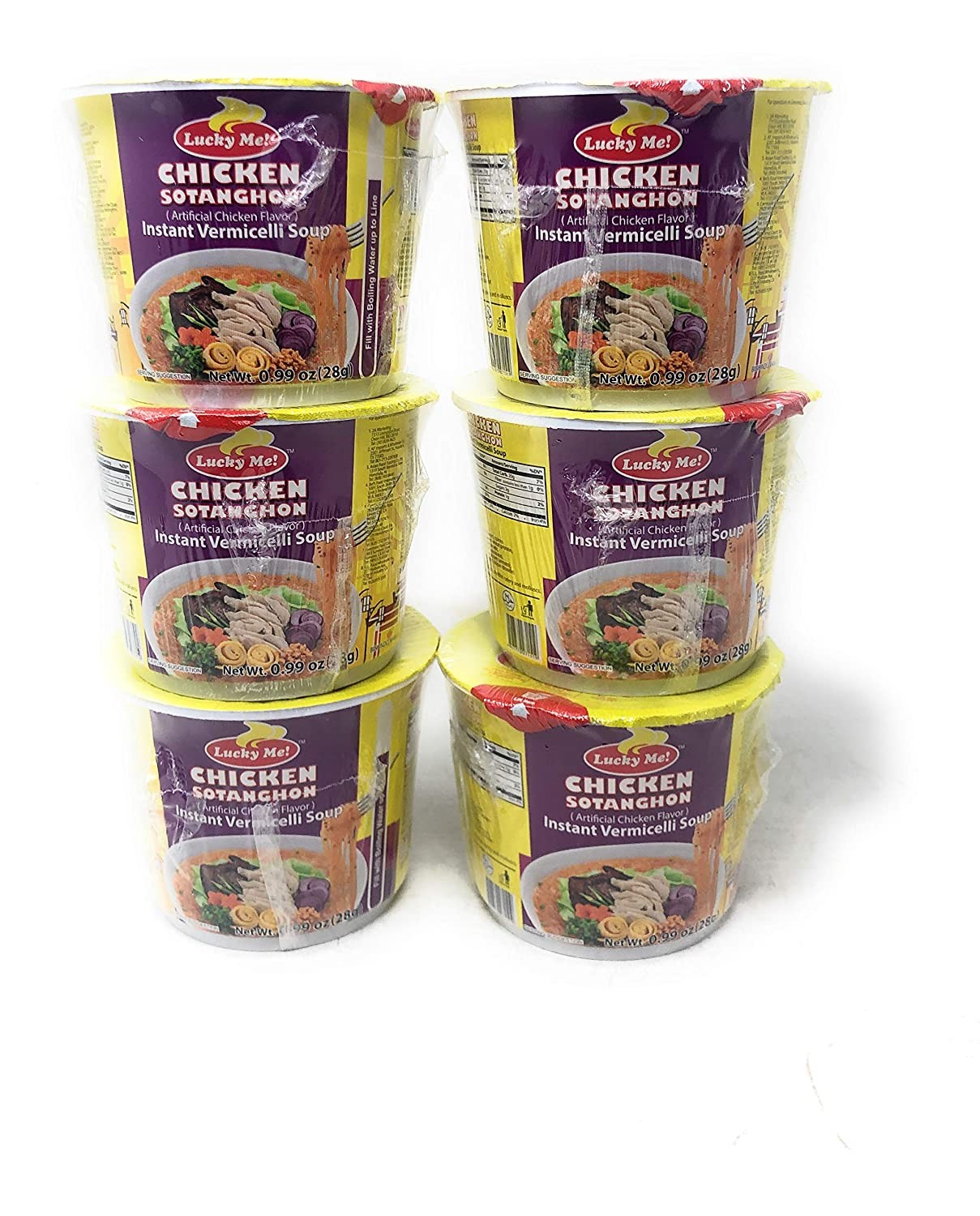 Ranking TOP7 Lucky Me Super beauty product restock quality top! Chicken Sotanghon Artificial Soup Vermicelli Instant