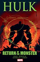 Hulk: Return Of The Monster (Incredible Hulk (1999-2007))