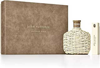 John Varvatos Artisan Pure Eau De Toilette Gift Set, 4.2 Oz.