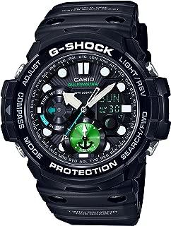 [カシオ] 腕時計 ジーショック ガルフマスター マスターインマリンブルー GN-1000MB-1AJF ブラック