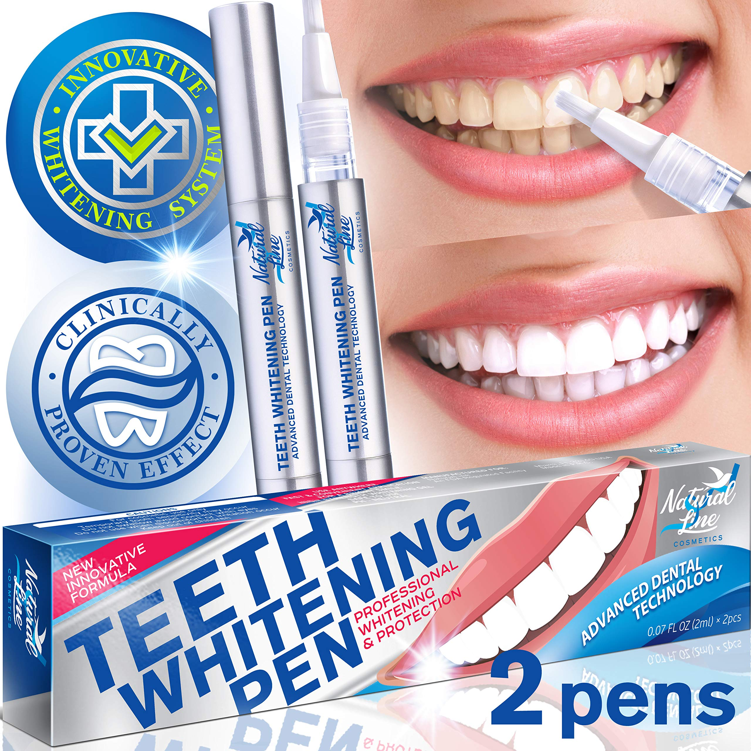 Whitening Effective Beautiful Carbamide Pack Instant