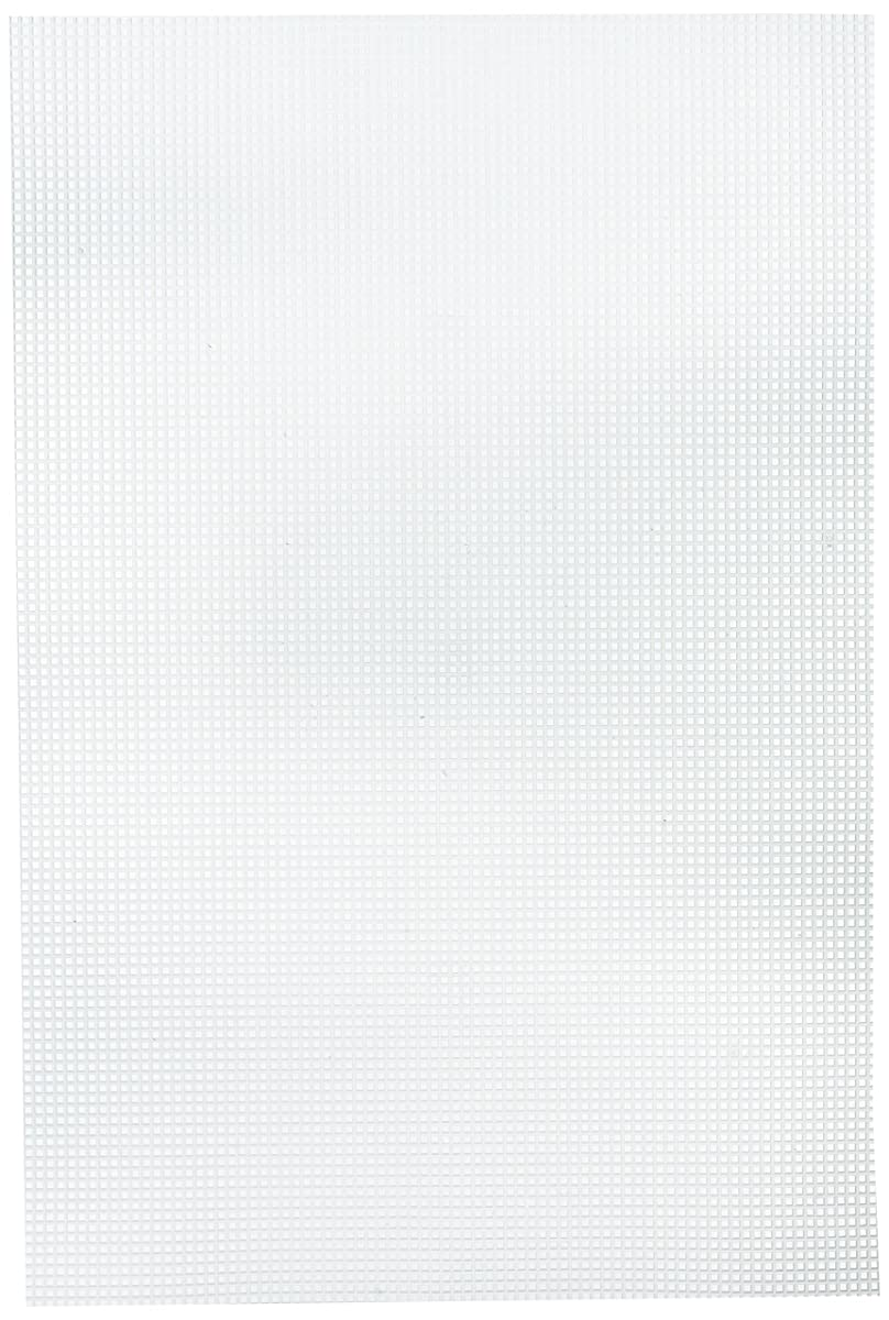 Plastic Canvas 12x18-Clear