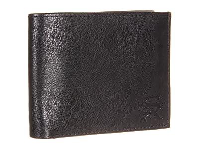 Stacy Adams Bi-Fold Wallet (Black) Bi-fold Wallet