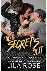The Secret's Out (Hawks MC: Caroline Springs Charter Book 1) Kindle Edition