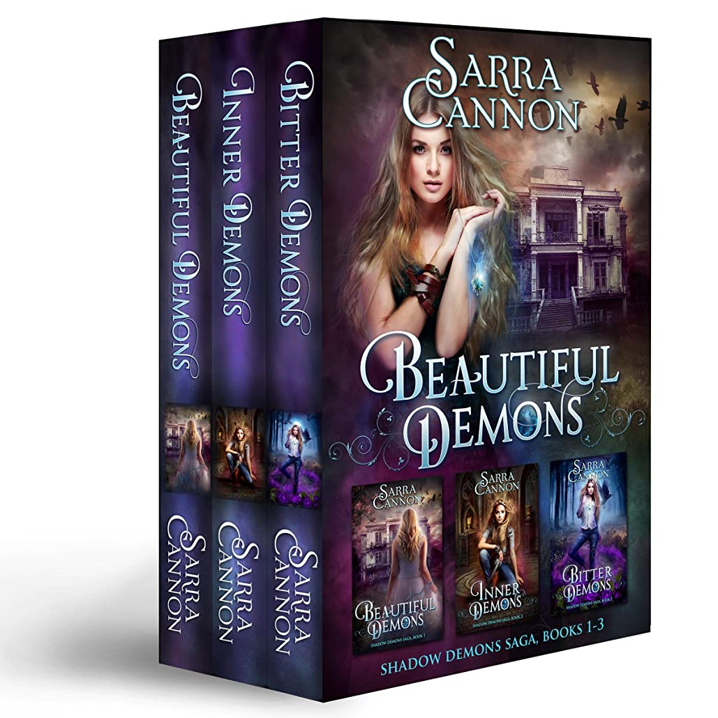 ジェーンオースティンバリケード呼び出すBeautiful Demons Box Set, Books 1-3: Beautiful Demons, Inner Demons, & Bitter Demons (English Edition)