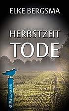 Coverbild von Herbstzeittode, von Elke Bergsma