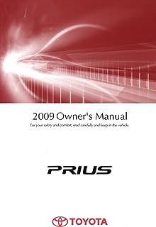 2009 Toyota Prius Owner's Manual