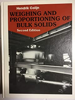 Weighing and Proportioning of Bulk Solids