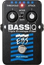EBS Bass IQ Analog Triple Bass Envelope Filter Pedal