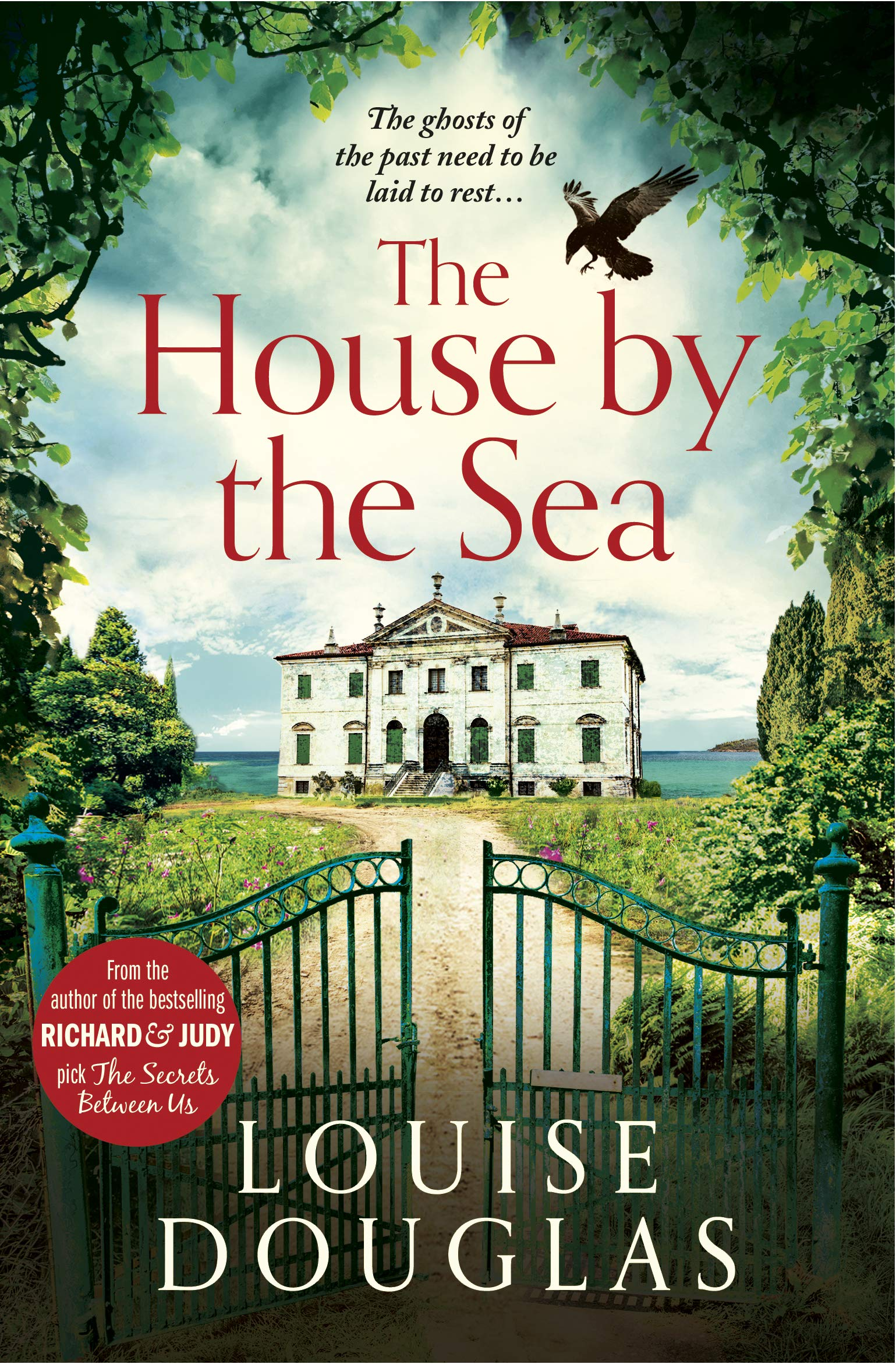 Cover image of The House by the Sea by Louise Douglas