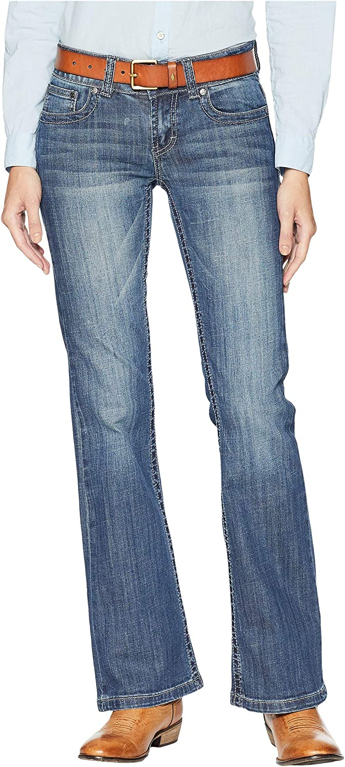 ARIAT womens R.e.a.l.¿ Straight Icon Jeans