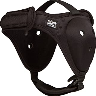 Adapt Athletics Enhanced Headgear for Wrestling, BJJ, MMA Ear Protection: Extra Strong Stitching, Comfortable Chin Strap, Antimicrobial, New Easy to Adjust Design One Size Fits Most (Adult)