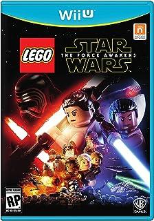 Warner Bros LEGO Star Wars: The Force Awakens WiiU - Juego (Wii U, Acción / Aventura, 28/06/2016, E10 + (Everyone 10 +), ENG, Básico)