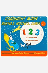 Goodnight Moon 123/Buenas noches, Luna 123 Board Book: Bilingual Spanish-English Board book