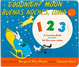 Goodnight Moon 123/Buenas noches, Luna 123 Board Book: Bilingual Spanish-English
