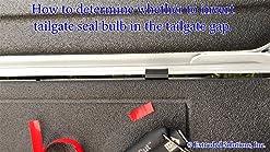 Access 30474 Tailgate Seal Kit
