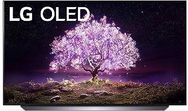 "LG OLED55C1PUB الکسا تلویزیون داخلی C1 سری 55 ""4K تلویزیون OLED هوشمند (2021)"