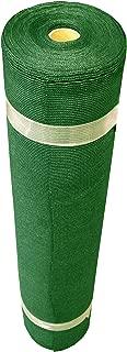 Coolaroo 300364 6X100 50% Uv Green Shade, ((6' x 100'), Forest