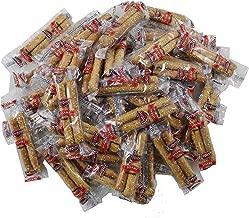 Keebler Sesame Breadstick Crackers, 50 Individual 2-Packs, 1 Pound Total