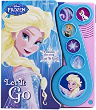 Frozen Let It Go - Little Music Note book