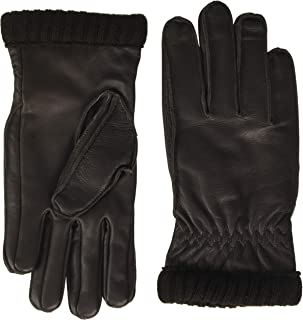 Jack & Jones Jacjace Leather Gloves Guantes para Hombre