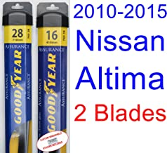 Best 2015 nissan altima windshield wiper replacement Reviews