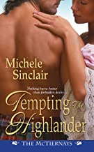 Tempting the Highlander (McTiernay Brothers Book 4)