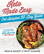 Free Download [PDF] Keto Made Easy Fat Adapted 50 Day Guide