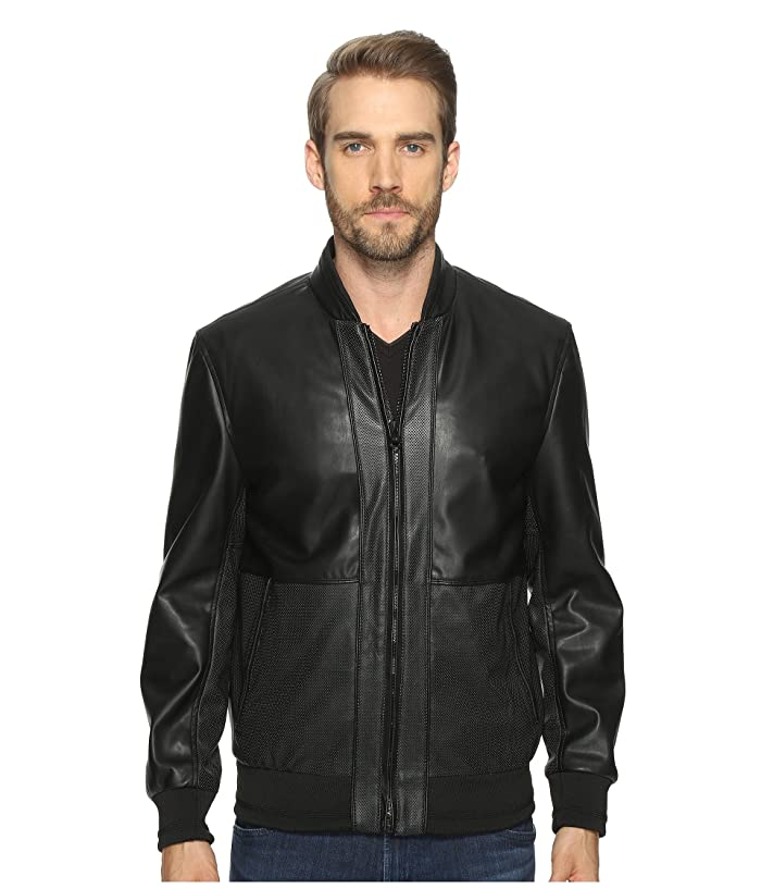 Marc New York By Andrew Marc Edison Bomber Jacket