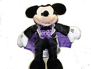 Disney Plush Halloween Vampire 2016 Mickey Mouse