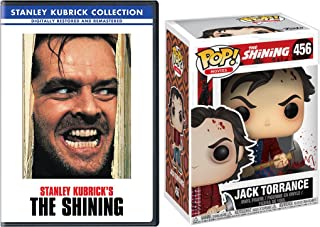 Stanley Kubrick's The Thing with Funko Pop! Jack Torrance Figure #456 Bundle Pack