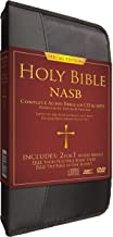 Holy Bible: 2 New American Standard Version, Audio Bibles. Complete Old and New Testament on 60 Audio CDs- Plus Complete Bible on 2 MP3 Discs- Plus ... Book