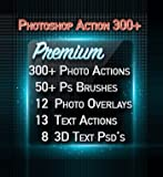 Premium Actions Brushes Overlays PSDs for Adobe Photoshop [Download]