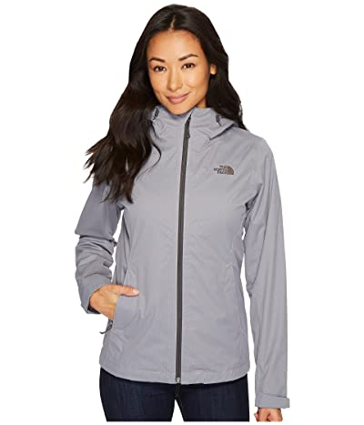 The North Face Arrowood TriClimate(r) Jacket (Mid Grey Dobby) Women