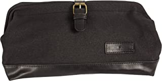 Cathy's Concepts Personalized Travel Dopp Kit, Black, Letter F