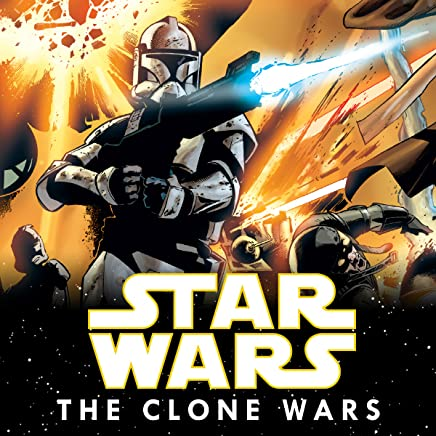 Star Wars: The Clone Wars (4 book series) Kindle Edition