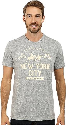New York City Team USPA T-Shirt