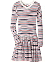 Splendid Littles - Yarn-Dyed Stripe Sweater Dress (Big Kids)