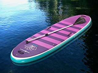 Pro 6, P6-Yoga, ISUP - Inflatable Stand-Up Paddle Board 10'6