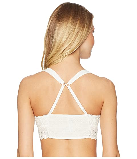 Free People Ezra Bralette White Cheap Best Place Buy Cheap Supply Best Prices Cheap Online Outlet Finishline hCU36
