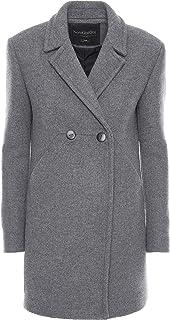Nero Giardini A768010D Manteau Pour Femme - Gris anthracite 42 EU