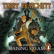 Raising Steam: Discworld, Book 40